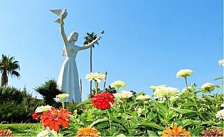 Mavi ve Yeşilin Buluştuğu Şehir Mersin...