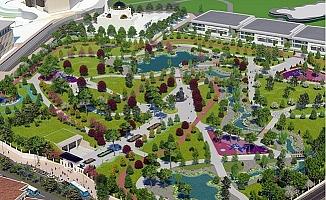 Mersin'de, Millet Bahçesi İhalesi İçin Son İtiraz 20 Kasım