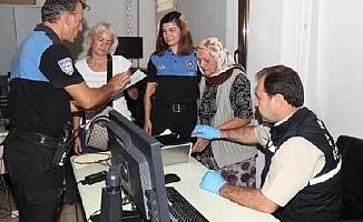 Mersin Polisinden 'Yalnız Değilsiniz' Projesi