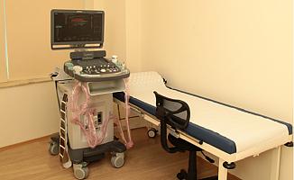 Mersin Ultrason ve EKG Cihazını Çaldılar