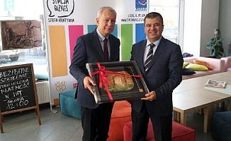 Mersin ve Polonya arasında Çevre Ortaklığı Projesi