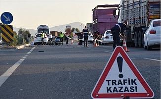 Mersin'de Trafik Kazasından Hüseyin Demir Hayatını Kaybetti