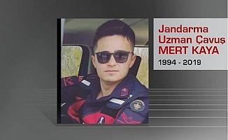 Mersinli Uzman Çavuş Mert Kaya Trafik Kazasında Şehit Oldu