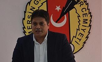 MGC Başkanı Kaya Tepe,KKTC'nin Kuruluş Yıl Dönümünü Kutladı.