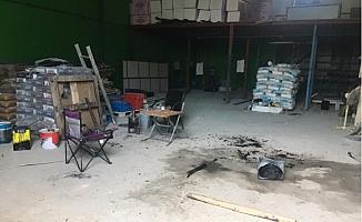 Tarsus'ta Tinerle Yakılmak İstenen Soba Patladı 2 Kişi...