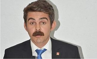 CHP Bozyazı İlçe Başkanı Baykal Arıdeniz, Güven Tazeledi.