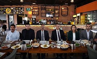 CHP Tarsus İlçe Teşkilatından Birlik ve Beraberlik Toplantısı