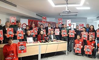 DİSK, 2020 Asgari Ücret Talebini Açıkladı