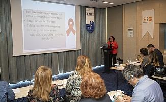 Mersin'de AIDS ve HIV için Çalıştay Düzenlendi.
