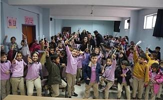 Öğrencilere Ağız ve Diş Sağlığı Semineri
