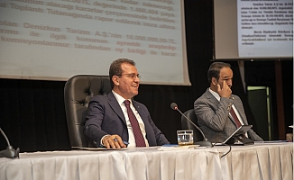 Büyükşehir Belediyesi'nin 2020 Yılı İlk Meclisi Mut'ta Toplanacak