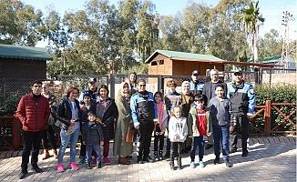 Büyükşehir Tarsus Doğa Parkı, Şehit ve Gazi Çocuklarını Ağırladı