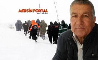 Erdemli'de Kayıp Ali Kaçar'ın Cansız Bedeni Bulundu