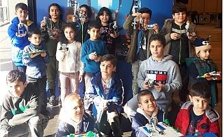 Forum Mersin, Minikleri Robotik Kodlama Atölyesi'nde Ağırladı.