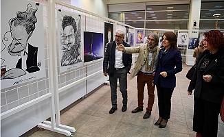 Mersin Büyükşehir Belediyesi 118'inci Doğum Gününde Nazım Hikmet'i Andı