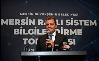 Mersin Büyükşehir Belediyesi'nden Tarihi Adım: Raylı Sistem Geliyor