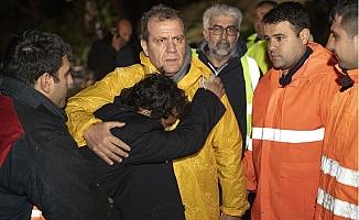 Mersin'de Sel Felaketi: 1Kişi Göçük Altında Kaldı