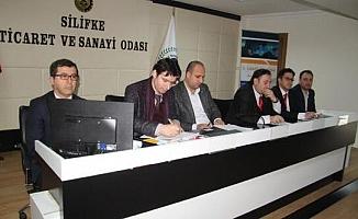 Silifke'de 'İhracat Potansiyeli' Konferansı