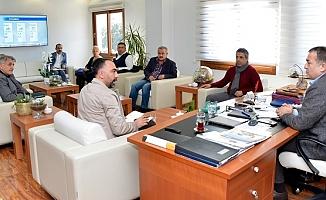 Yenişehir Belediyesi Elazığ'a Yardım İçin Harekete Geçti