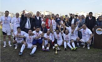 Yenişehir Belediyesi Şampiyon Oldu.
