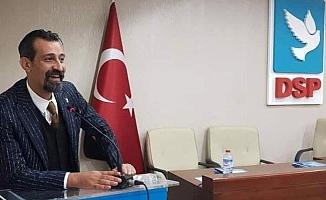 CHP Mersin İl Kongresine Bir Tepki'de DSP'den Geldi.