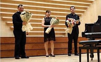 Genç Trompetçi Performansı ile Hayran Bıraktı