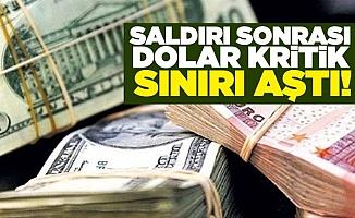 İdlib Saldırısı Sonrası Dolar ve Altın Yükselişte