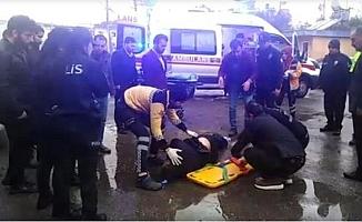 Kavgadan Kaçarken Futbol Sahasında Vurularak Öldürüldü