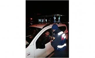 Mersin'de 105 Alkollü Sürücüye 102 Bin TL Para Cezası Kesildi