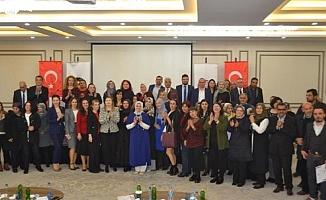 Mersin'de Kadınlara Çalışma Hayatı ve Sendikal Faaliyetler Eğitimi Verildi