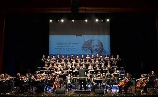 Senfonik Neşet Ertaş Konserine Büyük İlgi