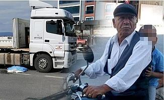 Mersin'de TIR'ın Altında Kalan Motosikletli Öldü