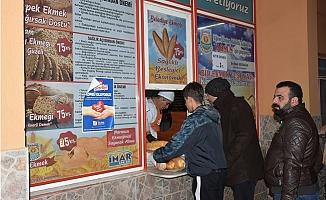 """""""Türkiye'nin En Ucuz Ekmeğini Üretiyoruz"""""""