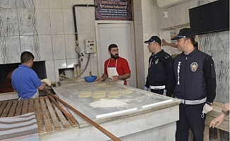 Yenişehir Belediyesi Fırınları Denetledi