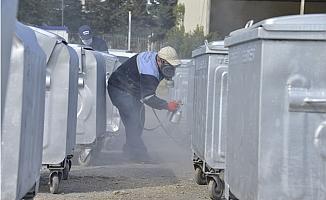 Yenişehir Belediyesi Çöp Kutularında Tasarruf Sağlıyor