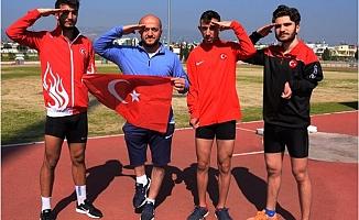 Bedensel Engelliler Atletizm Milli Takımı, Avrupa Şampiyonası'na Hazırlanıyor