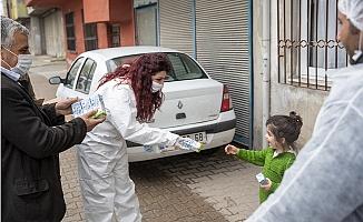 Büyükşehrin Okul Sütleri Corona Virüs Sürecinde Ev Sütü Oldu