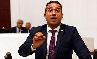 "CHP'li Ali Mahir Başarır: ""Kızılay Nerede?"""