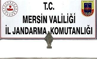 Mersin'de Tarihi Eser Kaçakçısı Yakalandı