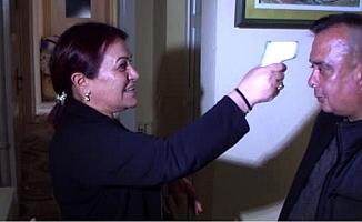 """Tarsus'da Emekli Hemşire: """"Göreve Hazırım"""""""