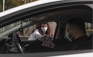Büyükşehir 5 Günde Beş Bin Sağlık Paketi Dağıtacak