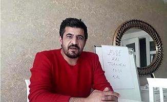 Mersin'de Şairlerden 'Evde Kal' Çağrısı