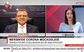 """Başkan Seçer """"Borçlanma Yetkisi Alamadım, Elim Kolum Bağlı"""""""