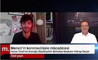"""Başkan Seçer, """"Yeni Normalleşme Sürecine Hazırlanıyoruz"""""""