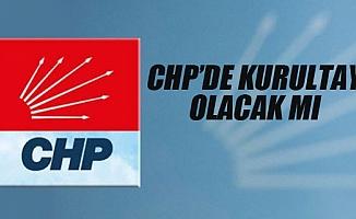 CHP, Kurultayını Ne Zaman Gerçekleştirecek
