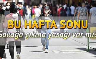 Mersin'de Hafta Sonu Sokağa Çıkma Yasağı Olacak mı?