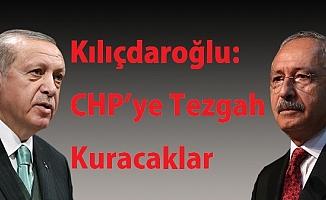 """Kemal Kılıçdaroğlu: """"CHP'ye Tezgah Kuracaklar"""""""