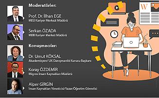 Mersin'de Bir İlk Online Kariyer Günü Etkinliği