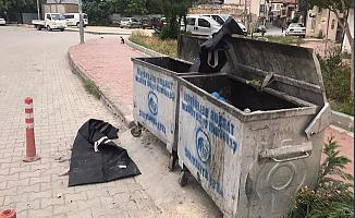 Mersin'de, Çöp Konteynırlarına Bırakılan Ceset Torbaları Korkuttu.