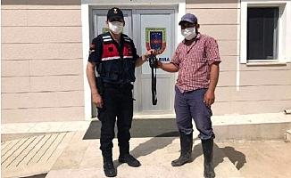 Silifke'de Motosikletli Hırsız Yakalandı